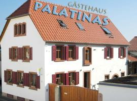 Gästehaus PALATINAS, Böchingen (Roschbach yakınında)