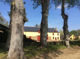Magnifique corps de ferme XVII ème, Romille (рядом с городом Clayes)