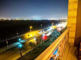 airport road El nozha