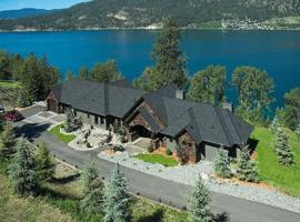 Luxury Lake Home, Oyama