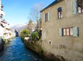 Les Deux Rives, Cierp (рядом с городом Eup)