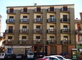 Apartaments Martí, Побла-де-Сегу (рядом с городом Salás de Pallás)