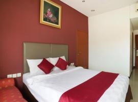Hotel Blue Pacific, Джакарта (рядом с городом Kebayoran-Baru)