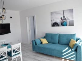 Apartament przy Ułańskiej