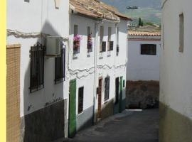 Casa Albayzin, Otura