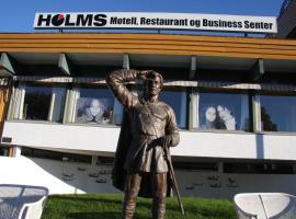 Holms Motel, Rødbøl