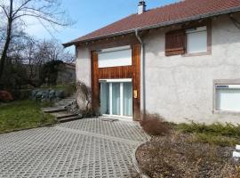 la cour des genets, Laveline-du-Houx (рядом с городом Faucompierre)