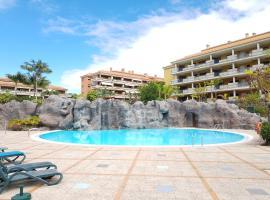 Apartamento con Parking y Piscina, Puerto de la Cruz