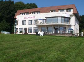 Hotel Belvedere, Вестоутер (рядом с городом Saint-Jans-Cappel)
