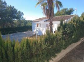 Chalet Rural Las Palmas, Вильямарчанте