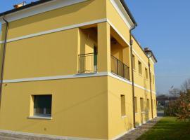 Alloggio Le Macine, Ferrara (San Martino yakınında)