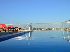 Palmeiras Suite Hotel, Talatona (Benfica yakınında)