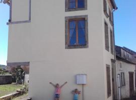 Gîte Het Logiement, Melay (рядом с городом Vernois-sur-Mance)