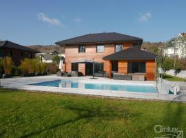 La villa, Épagny