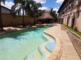 Roadview Park Hotel, Kitwe