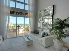 Romantic Oceanview Loft, Punta Cana (Juanillo yakınında)