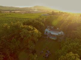 Rouana Guest Farm, Stellenbosch