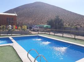 Casa valle del elqui, La Serena (El Molle yakınında)
