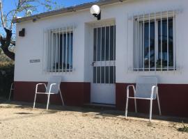 La Villa Verde 'Casa Oliva', Onil (Biar yakınında)