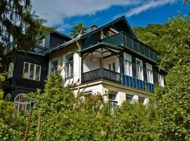 Villa Marie, 푸르커스도르프