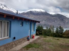 Rincón del Sol, Lago Futalaufquen