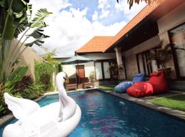 The Green Kamboja Villa