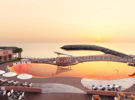 Fairmont Fujairah Beach Resort, Dibba (Al Aqah yakınında)