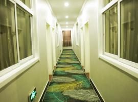 HUASHAN JOMO Holiday Hotel, Huayin (Tongguan yakınında)