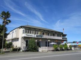 telegraph hotel, Takaka