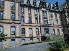 résidence guillaume lacoste, Ла-Бурбуль (рядом с городом Murat-le-Quaire)