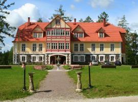Cantervilla Castle, Otepää