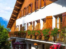 Hotel-Restaurant Spa Les Peupliers, Baratier