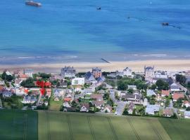 Gold Beach Gite, Анель (рядом с городом Saint-Côme-de-Fresné)