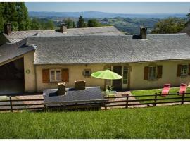 Holiday home Estours, Pousthomy (рядом с городом Saint-Sernin-sur-Rance)