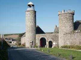 Château Du Rozel, Le Rozel (рядом с городом Ле-Пьё)