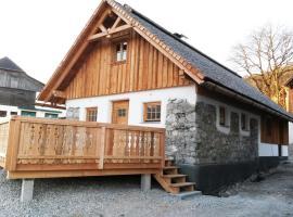 Chalet Gesindehaus am Grimming, Sankt Martin am Grimming