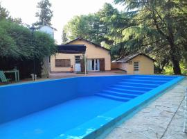 """Casaquinta """"El Paraíso"""", Olavarría (Azul yakınında)"""