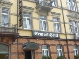 CENTRALHOTEL garni, Offenburg