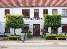 Hotel Rødding, Rødding