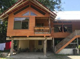 Apartamento Rana Verde, Tuba Creek