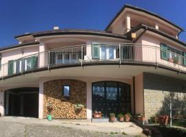 Viacolvento, Ferrada di Moconesi (Uscio yakınında)