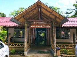 Campamento Victoria, Loreto (Boca Suno yakınında)