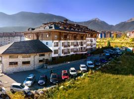 White Lavina Spa and Ski Lodge