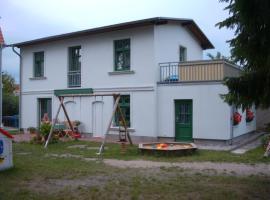 Ferienhaus Schwalbe Seebad Lubmin