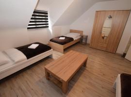 AB Apartment Objekt 21, Stuttgart (Lederberg yakınında)