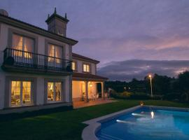 Villa Arivare, Олейрос (рядом с городом Монтрове)
