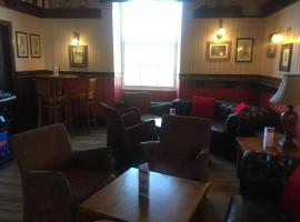 The Stork Inn, Wigan (рядом с городом Saint Helens)