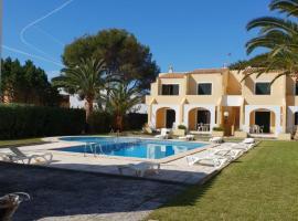 Apartamentos Costa Menorca, Калан-Бош (рядом с городом Сон-Шоригер)