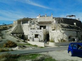 cueva divine, Ла-Алькерия (рядом с городом Venta de Micena)