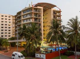 Cullen Bay Resorts by Vivo, Darwin (Bynoe Harbour yakınında)